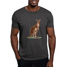 Western Gray Kangaroo T-Shirt