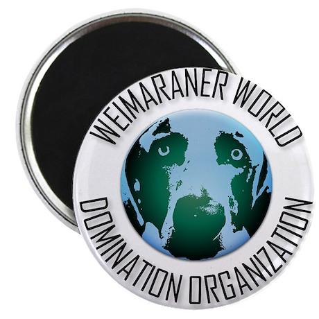 """WWDO Logo 2.25"""" Magnet (10 pack)"""