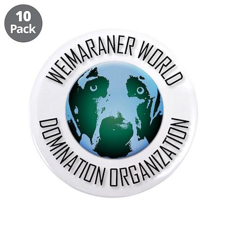 "WWDO Logo 3.5"" Button (10 pack)"