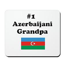 #1 Azerbaijani Grandpa Mousepad