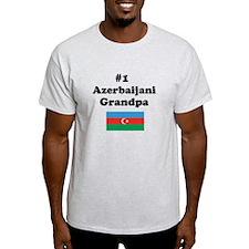 #1 Azerbaijani Grandpa T-Shirt