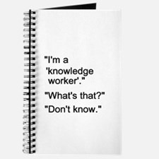 Knowledge Worker Journal