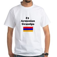 #1 Armenian Grandpa Shirt