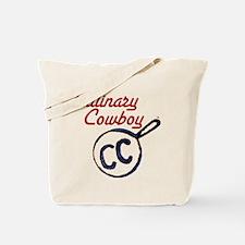Culinary Cowboy Brand  Tote Bag