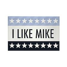 I Like Mike! Rectangle Magnet