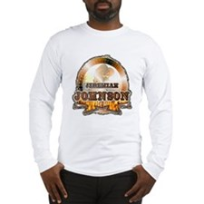 "Liver eating Johnson "" Jeremi Long Sleeve T-Shirt"