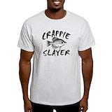 Ice fishing Mens Light T-shirts