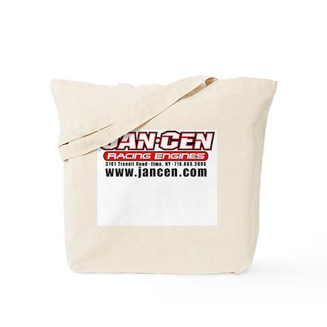 Jan-Cen Racing Engines Tote Bag