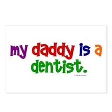My Daddy Is A Dentist (PR) Postcards (Package of 8