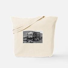 Culinary Cowboy Chuck Wagon Tote Bag