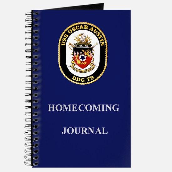 USS Oscar Austin DDG 79 Journal