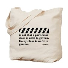 Lord Acton Tote Bag