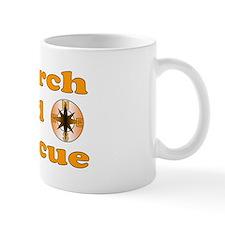 Orange SAR Mug