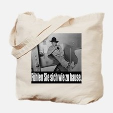 Culinary Cowboy auf Deutsch Tote Bag