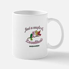 LOVEBIRDS 1 Mug