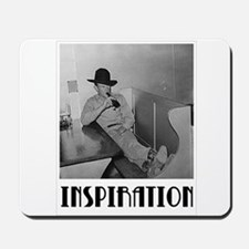 "Culinary Cowboy ""Inspiration"" Mousepad"