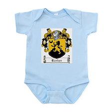 Barker Family Crest Infant Creeper