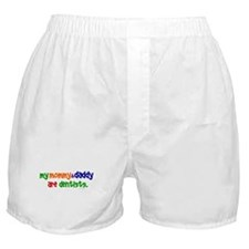 My Mommy & Daddy Are Dentists (PR) Boxer Shorts