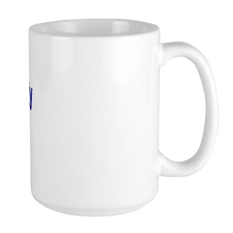 My Mommy & Daddy Are Dentists (PR) Large Mug