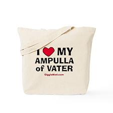 Vater Ampulla Love Tote Bag