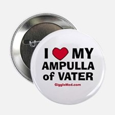 "Vater Ampulla Love 2.25"" Button"