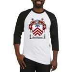 Barrington Family Crest Baseball Jersey