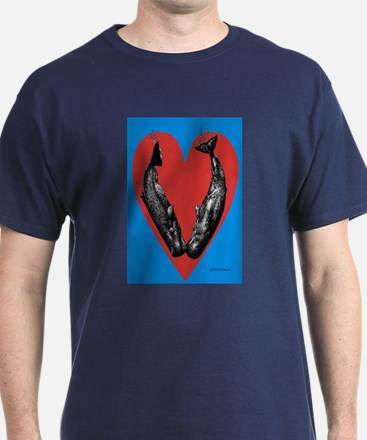 Valentine Kiss T-Shirt