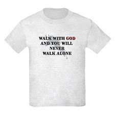 Walk With God T-Shirt