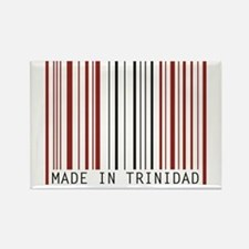 made in trinidad Rectangle Magnet