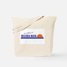 Its Better in Riviera Maya, M Tote Bag