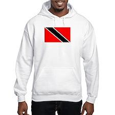 Trinidad Tobago Flag Hoodie
