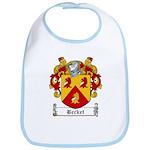 Becket Family Crest Bib