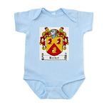 Becket Family Crest Infant Creeper