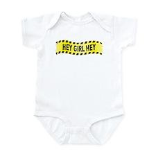 Hey girl Infant Bodysuit