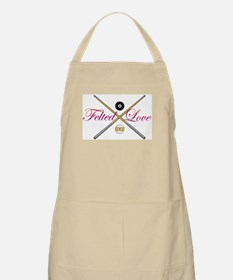 Felted Love BBQ Apron