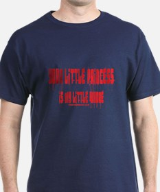 Your Little Princess is My Li T-Shirt
