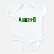 Cute 1st st. patricks days Infant Bodysuit