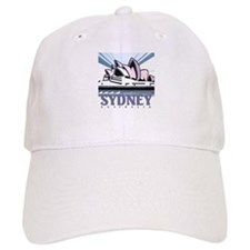 Opera House pop Baseball Cap