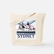 Opera House pop Tote Bag