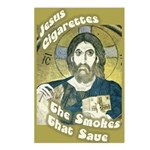 8 Jesus Cigarettes Postcards