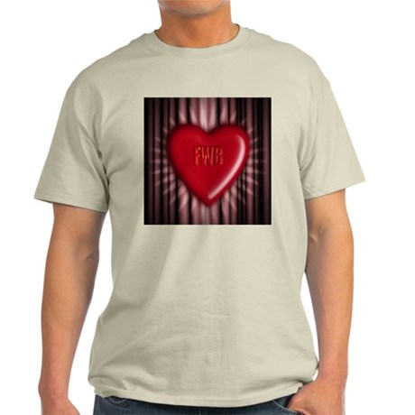 fwb (friends with benefits) Light T-Shirt
