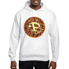 The Great Pizza Monogram Hoodie
