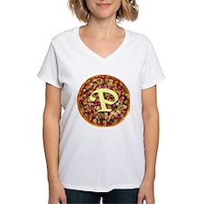 The Great Pizza Monogram Shirt