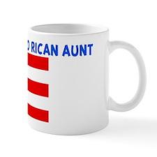 I LOVE MY PUERTO RICAN AUNT Mug