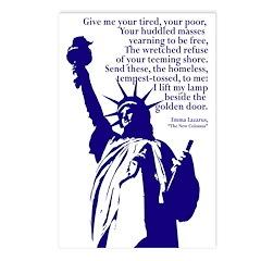 Statue of Liberty (8 postcards)