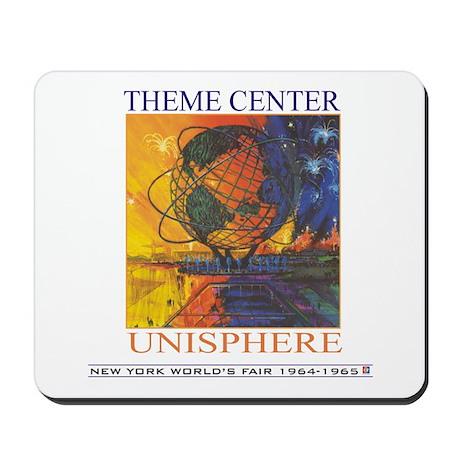 Theme Center - Unisphere Mousepad