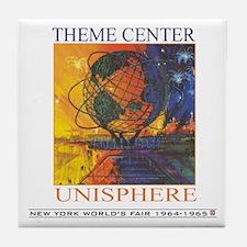 Theme Center - Unisphere Tile Coaster