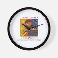Theme Center - Unisphere Wall Clock