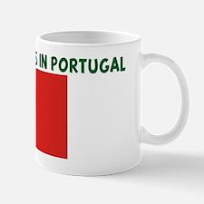 HALF MY HEART IS IN PORTUGAL Mug