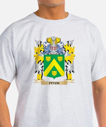 Fitch Coat of Arms - Family Crest T-Shirt